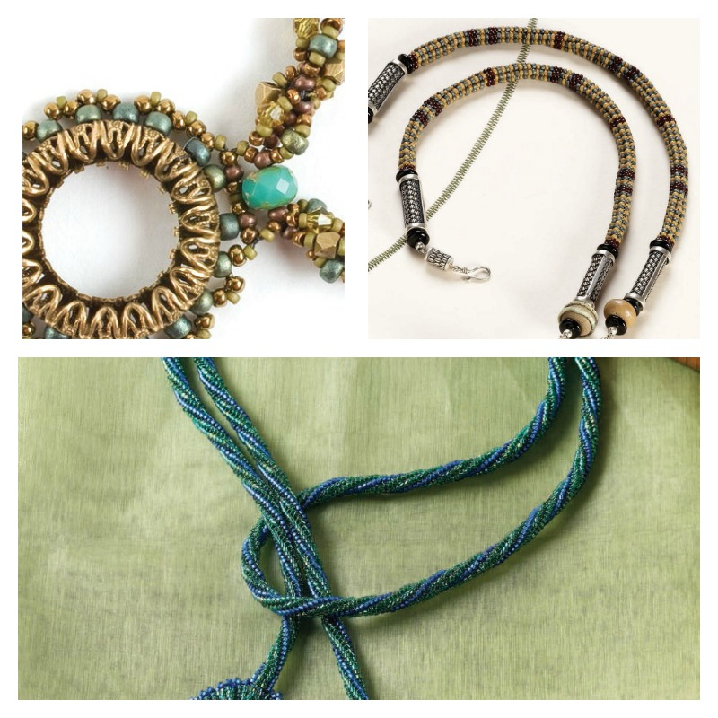 Learn the Ropes With These Free Beaded Rope Projects
