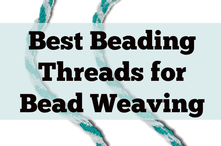 What's the best type of beading thread for bead weaving projects? The 'Great Thread Debate' rages on. Read more in this exclusive Interweave blog that looks at both nylon beading thread and bonded beading thread.