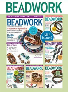 Beadwork magazine digital collection 2015