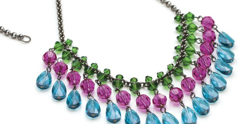 Making Beaded Jewelry Projects and Making Them Sparkle! with Lindsay Burke