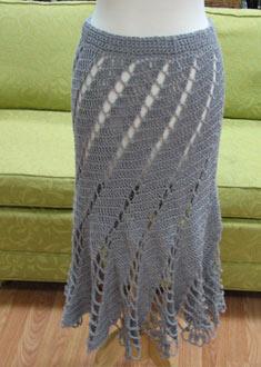 Knitting Gallery - Lara's Dance Skirt
