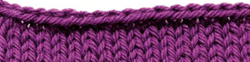 Binding Off: Knitting Intermediate and Advanced Techniques