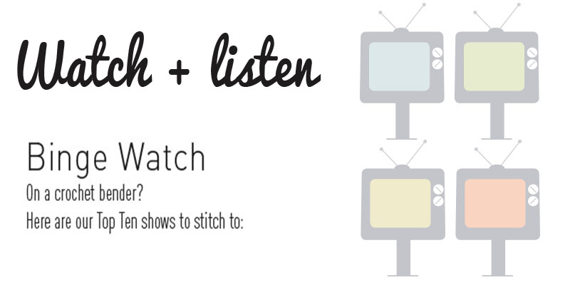 Top 10 Shows to Binge Stitch To