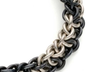 niobium - a dream jewelry metal to work with and look at!
