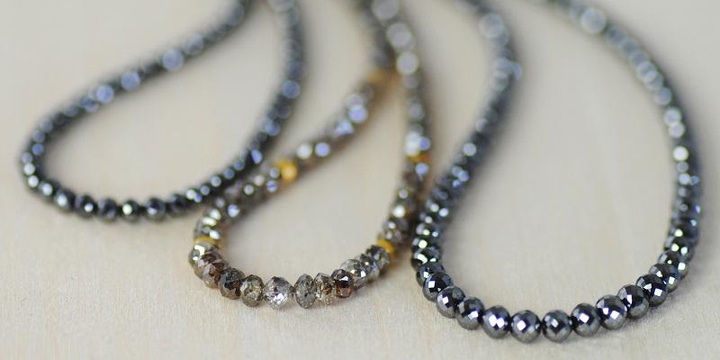 April's Birthstone: Perfectly Imperfect Wabi-Sabi Diamonds