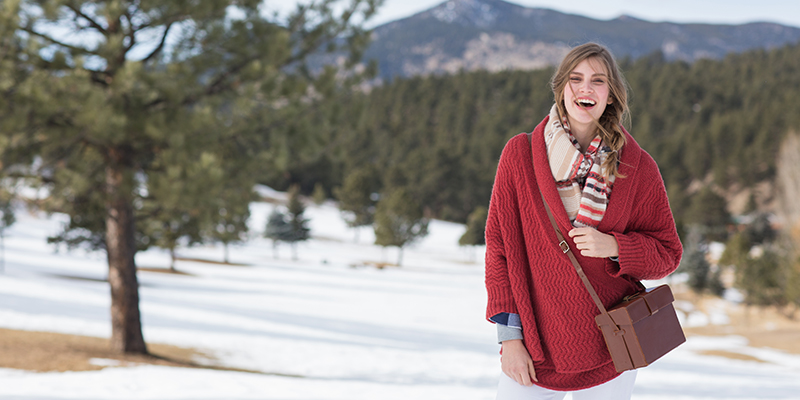 What the Heck Is a Blanket Sweater?