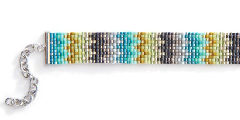 How to Create Loomwork Bracelets: 4 FREE Bracelet Bead Loom Patterns You Have to Try