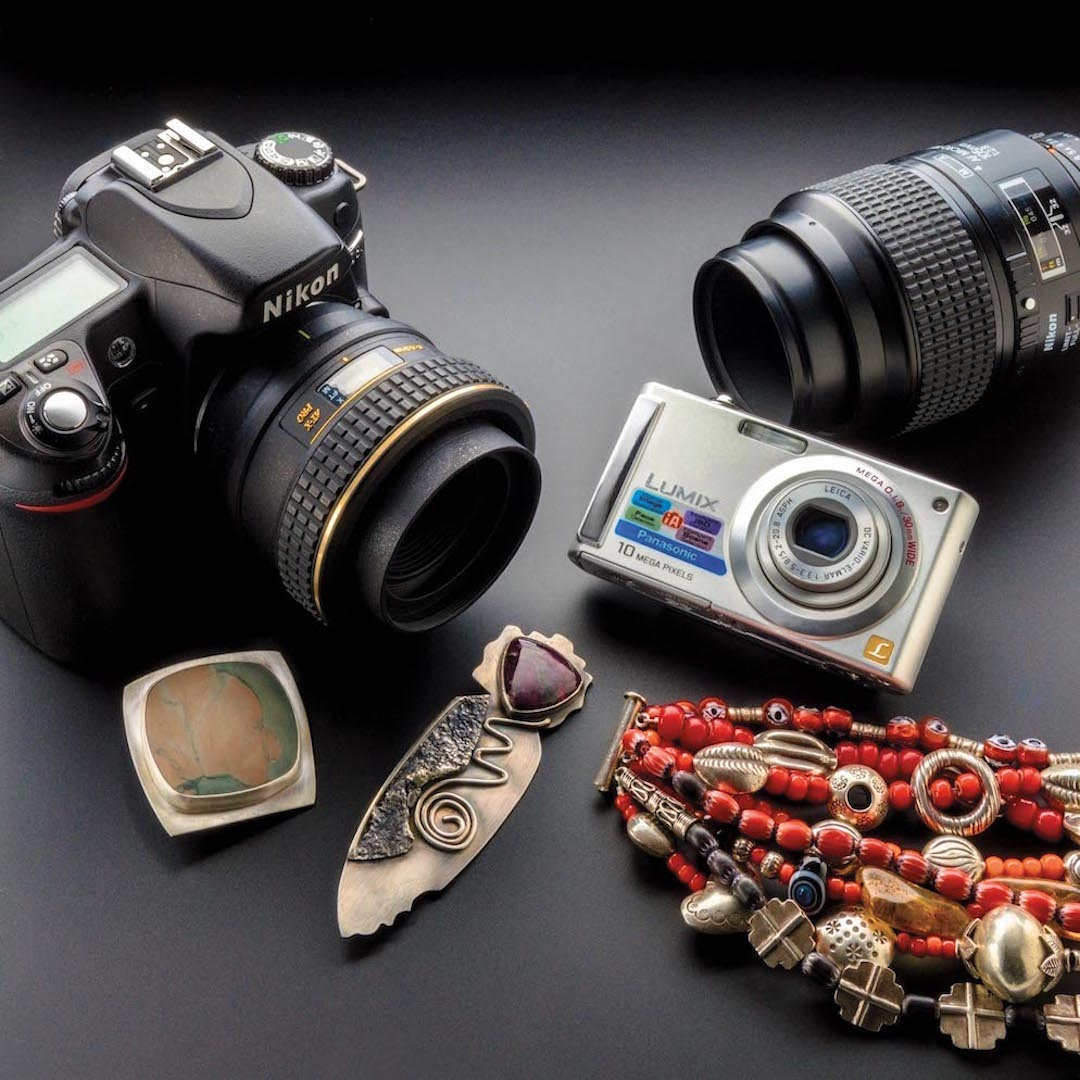 jewelry photography with Jim Lawson