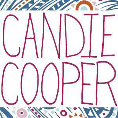 Candie Cooper's logo: Top Interweave Beading Resource website