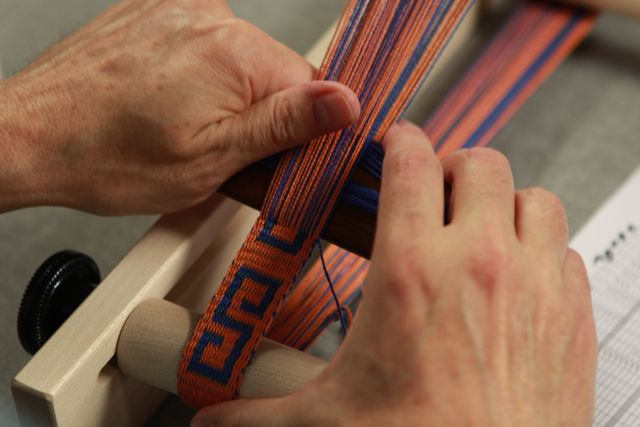 Card Weaving with John Mullarkey