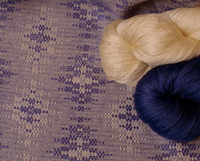 Learn how to wear and care for silk in this FREE eBook on silk weaving.