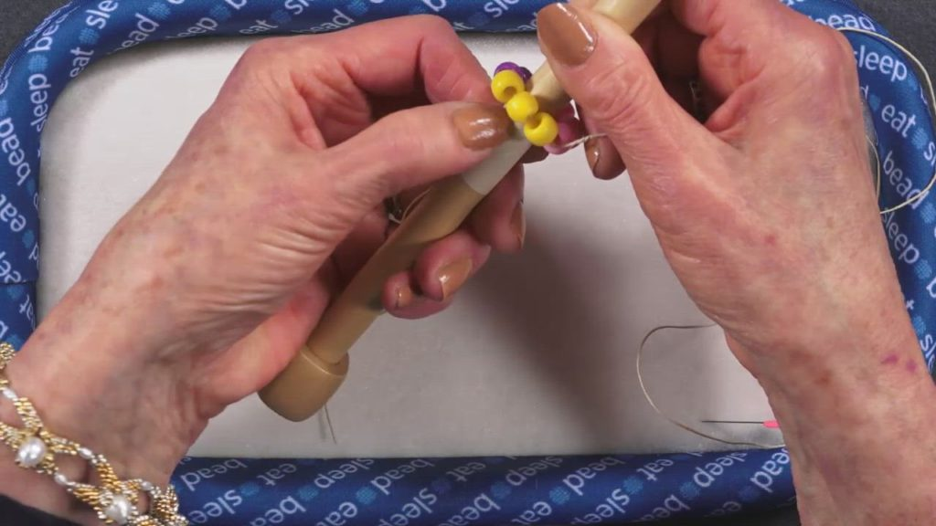 Carol Cypher's Top 5 Tips for Polygon Stitch