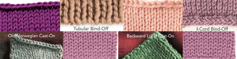Cast-On Knitting Instructions: How to Cast-on and Bind-Off, Free ...