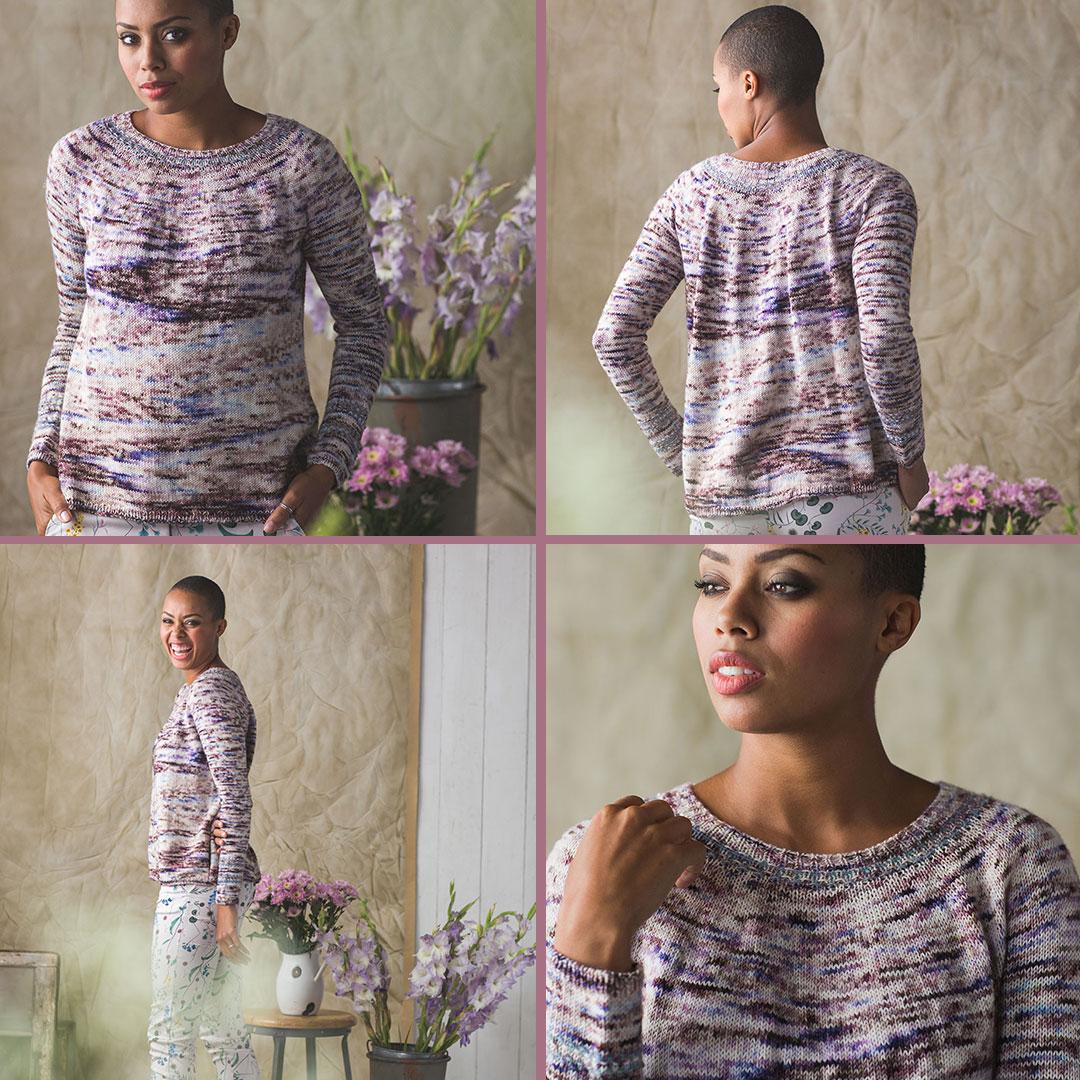 cattleya pullover