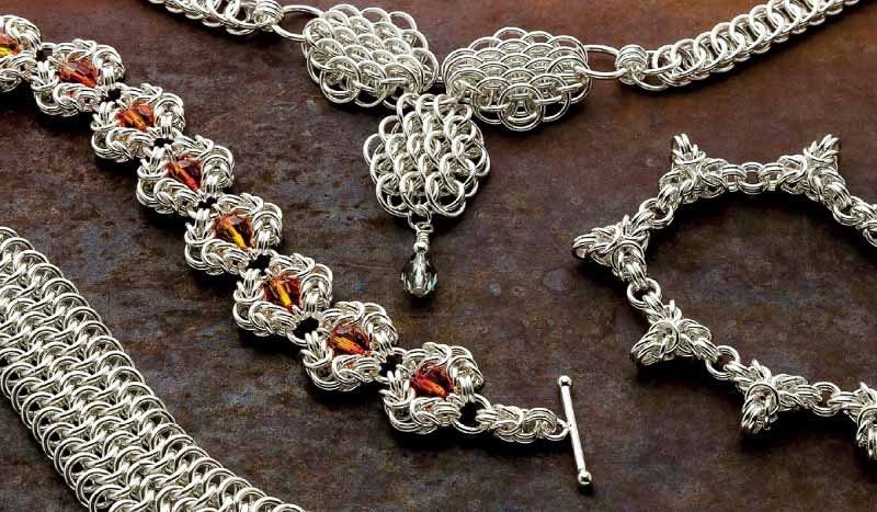 7 Chain Maille Jewelry-Making Tips: Jump Rings, Springback, Tools, and More
