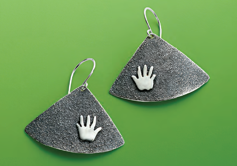 textured jewelry designs by Michael Anthony Cheatham,