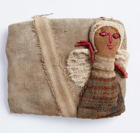cochineal-dyed-yarn-doll