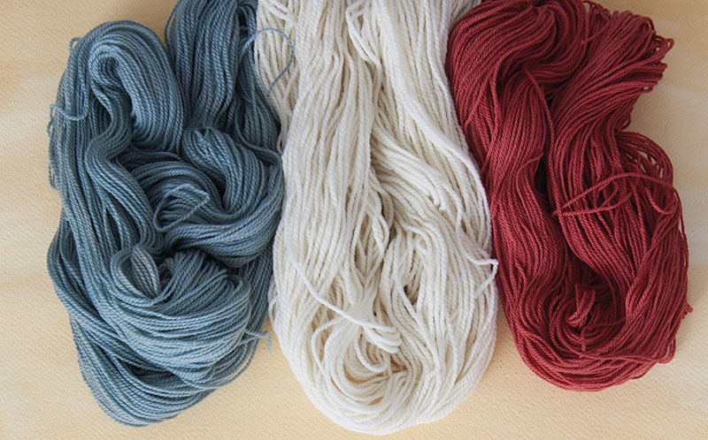 Yarn Review: Cormo Wool