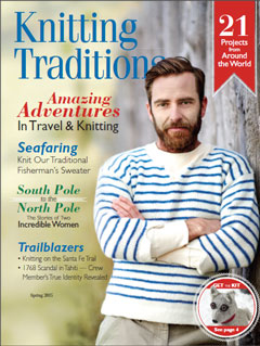 cover knitting traditions spring 2015