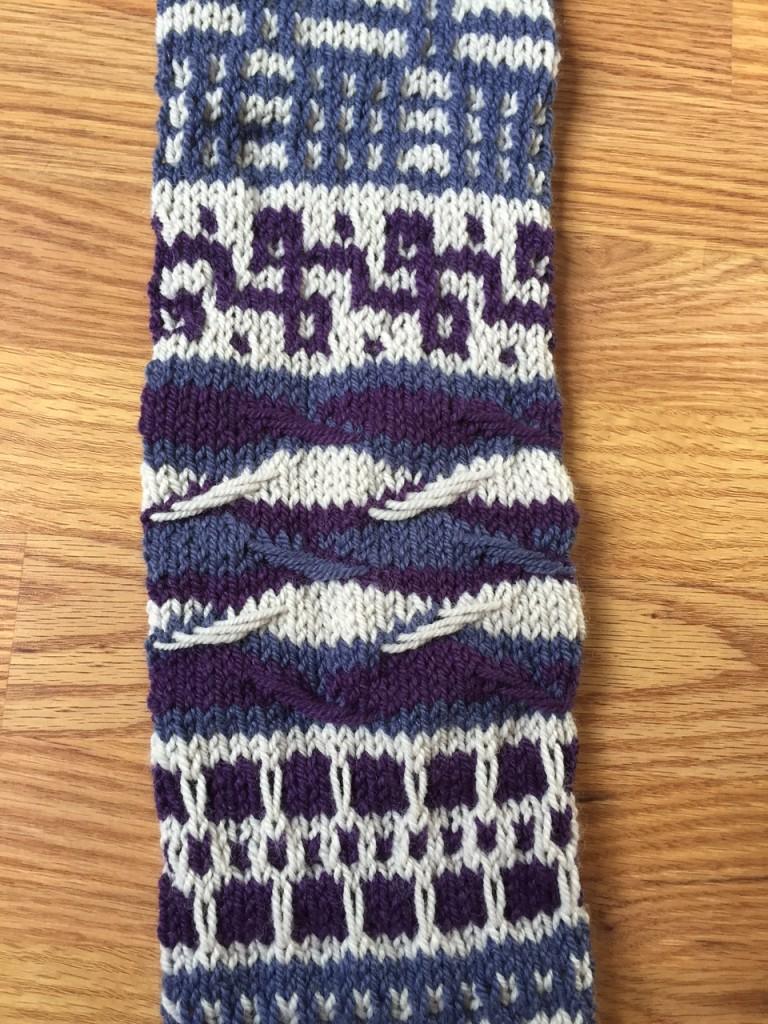 Slip Stitches: Knitting of a Different Stripe - Interweave