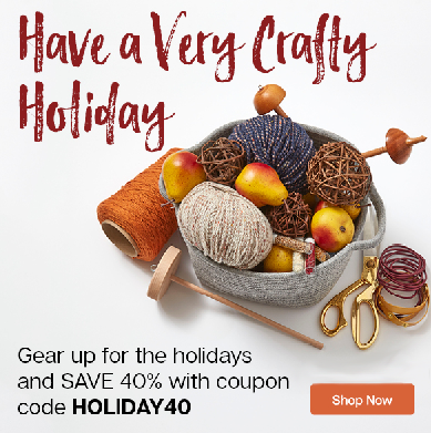 Have a very crafty holiday