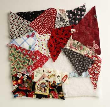 Make a Crazy Quilt Block - Interweave : making a crazy quilt - Adamdwight.com