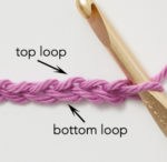 3 Ways to Crochet into the Beginning Chain + 5 Tips