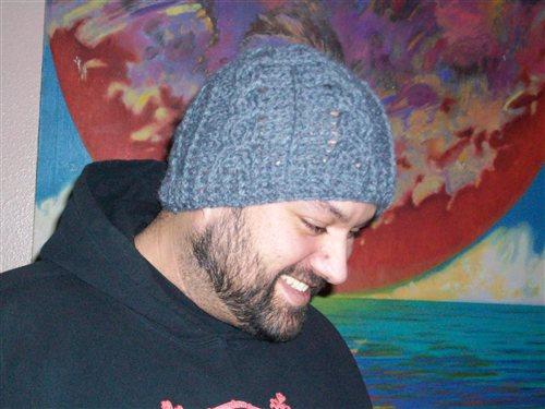 Cool Crochet Cable Crochet Hat Interweave