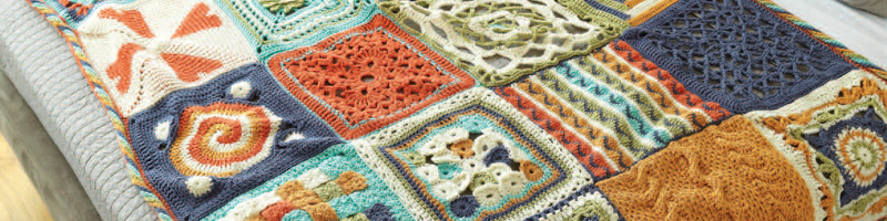 Crochet Afghan Patterns 20 Free Crochet Patterns To Mix And Match