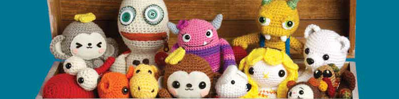 11 Free Crochet Amigurumi Patterns