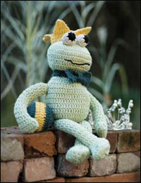The Frog Charming crochet pattern is based off the story of Prince Charming and this frog amigurumi crochet pattern comes in our free amigurumi crochet patterns eBook.