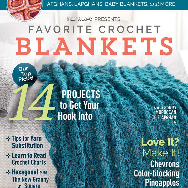 Favorite Crochet Blankets 2017
