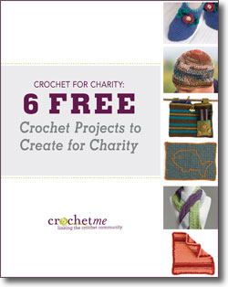 You'll love these 6 FREE crochet for charity patterns.