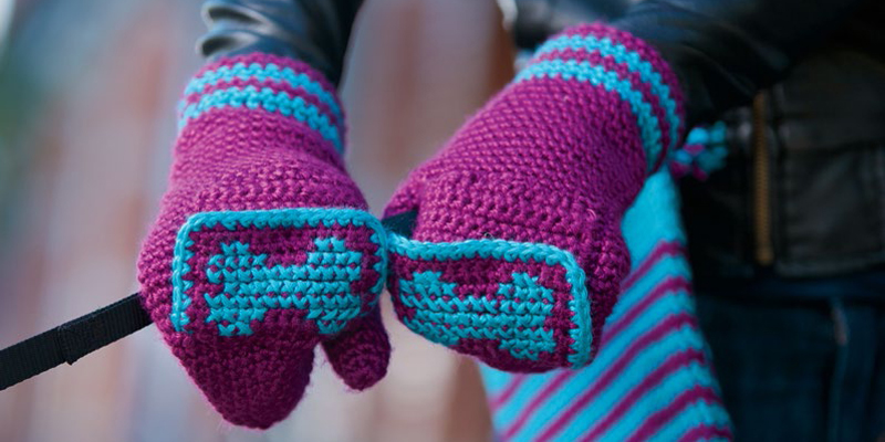 Crochet Mittens 4 Free Crochet Mittens Patterns To Download And