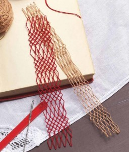 netting-knot-bookmarks