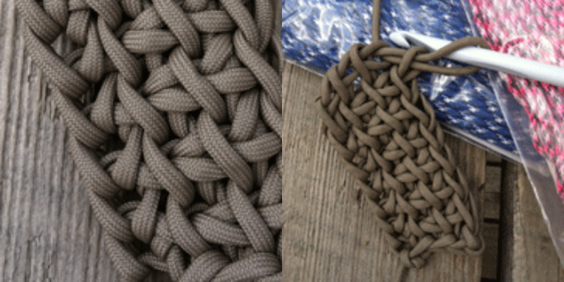 How to Make Crochet Paracord Projects and Why You Should: It's Better Than Knitting Cord!