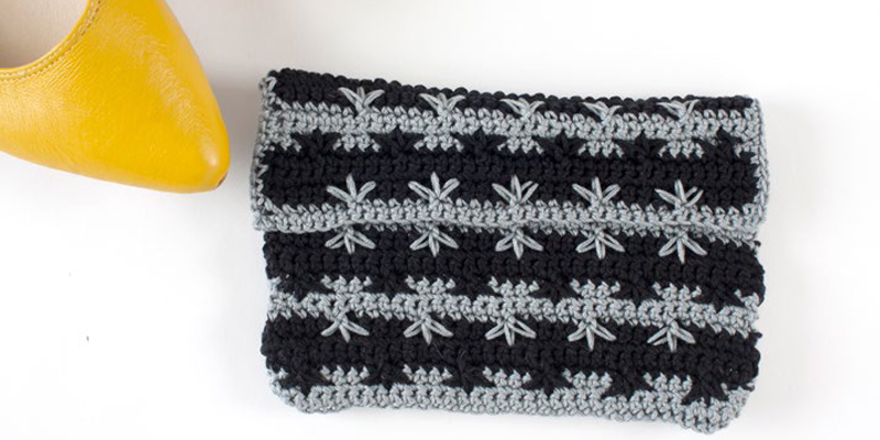 Learn the Crochet Spike Stitch in this FREE, How-to Guide