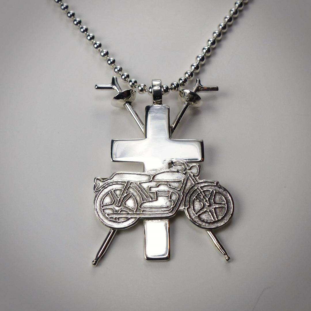 custom jewelry religious medal