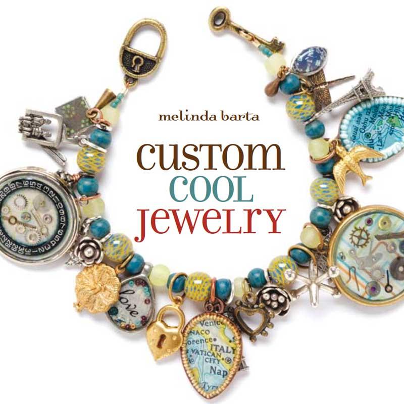 Custom Cool Jewelry by Melinda Barta, customize, multi-media jewelry