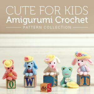 How to Crochet: Amigurumi Basics - Amigu World   300x300