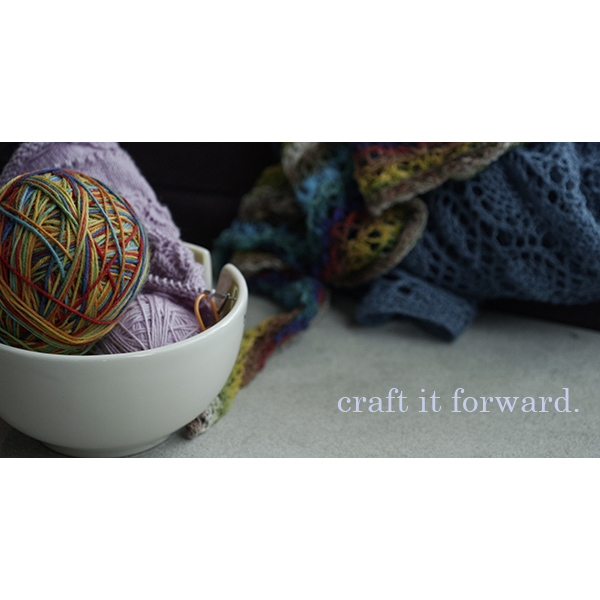 Yarn for the Giving: Charity Knitting and Crochet