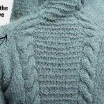 Knitting Increases, Up Close