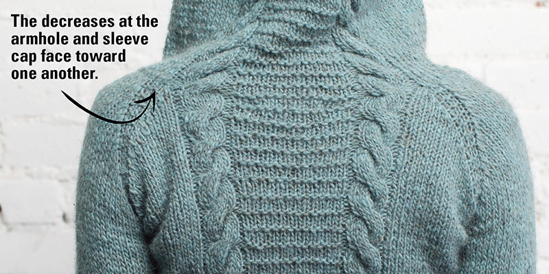Garment Primer: Decreases for Function and Adornment