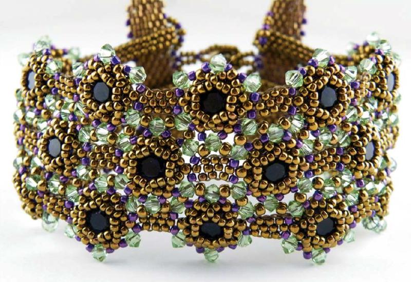 Delicate Details bracelet, by Kelly Wiese