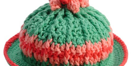 Baby Derby Hat