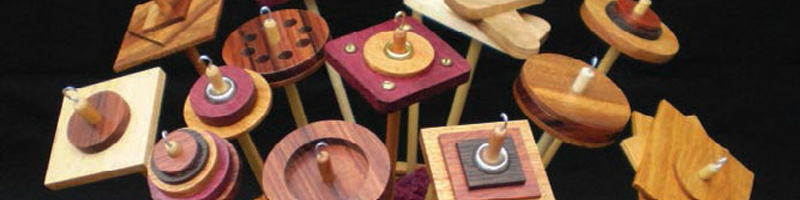 Free Guide to Making Spinning Equipment