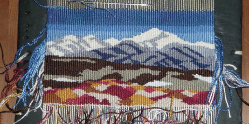 Free DIY Tapestry Weaving Projects and Guides