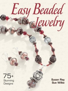 You'll love making these easy beaded jewelry projects in this exclusive book.