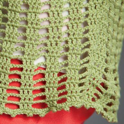 Edging Sweetgrass Crochet Top