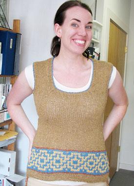 Knitting Gallery - Elinor Tunic Erin